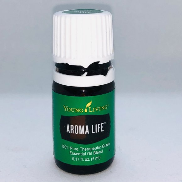 Young Living Essential Oil: Aroma Life